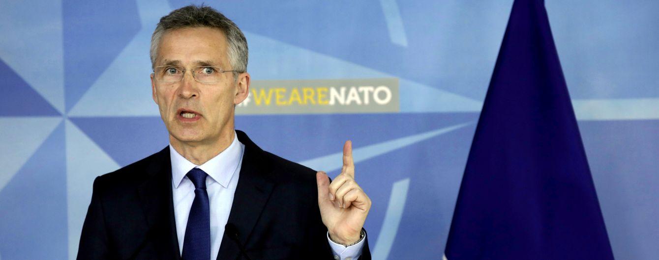 """НАТО усиливает оборонительные меры из-за приостановления """"ракетного договора"""""""