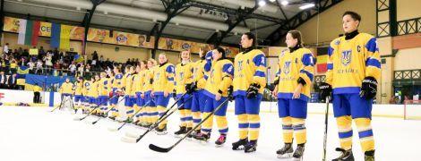 Новая женская сборная Украины по хоккею феерично пробилась на Чемпионат мира