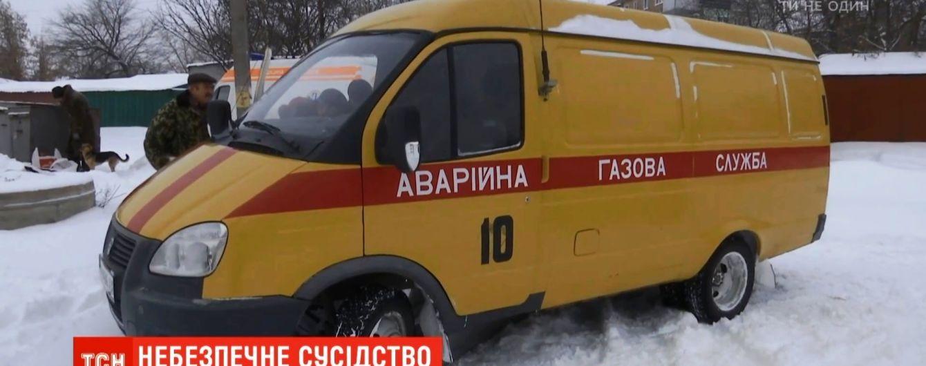 В Киеве многоэтажка была на грани взрыва из-за самоубийцы-неудачницы