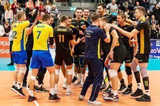 Волейбольна збірна України дізналася суперників на Чемпіонаті Європи