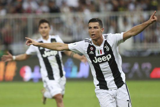 """Гол Роналду приніс """"Ювентусу"""" Суперкубок Італії"""