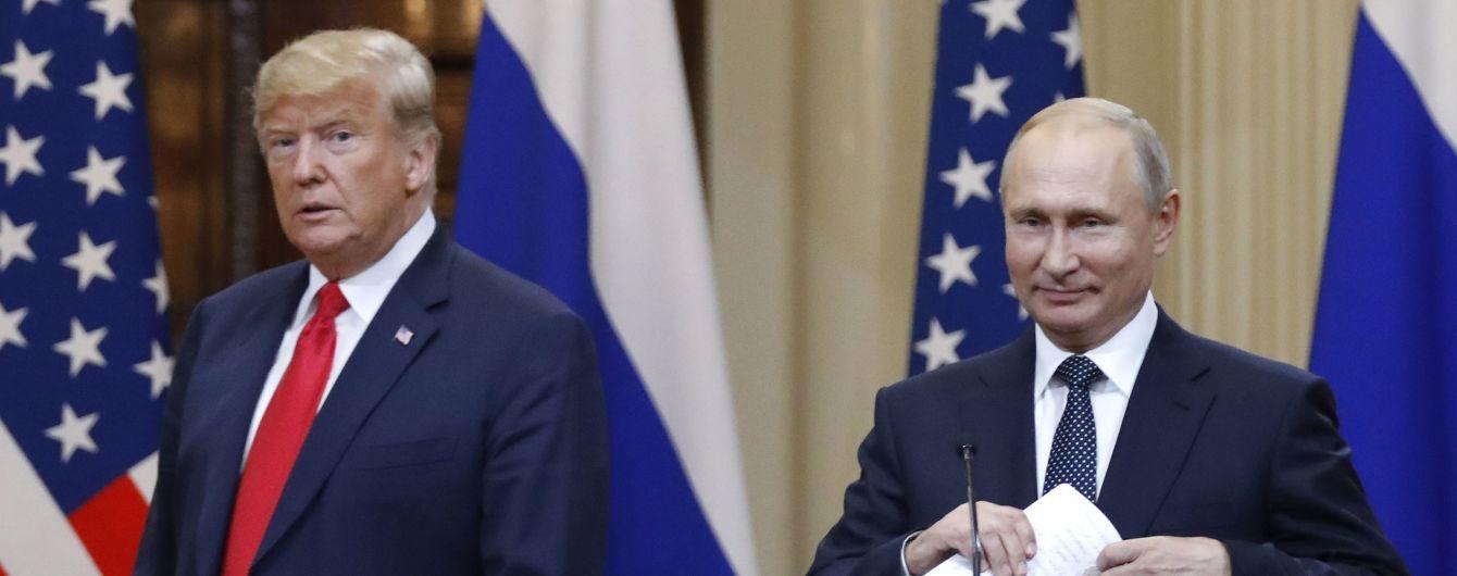 Американские демократы хотят допросить переводчиков Трампа о встречах с Путиным