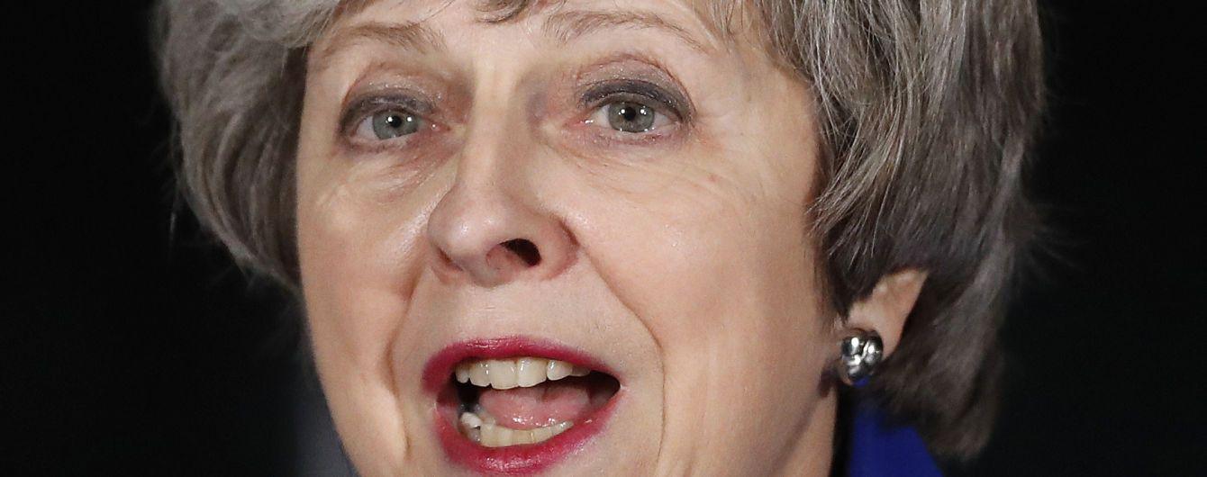 Настало время сплотиться: Мэй призвала британские партии к объединению для реализации Brexit