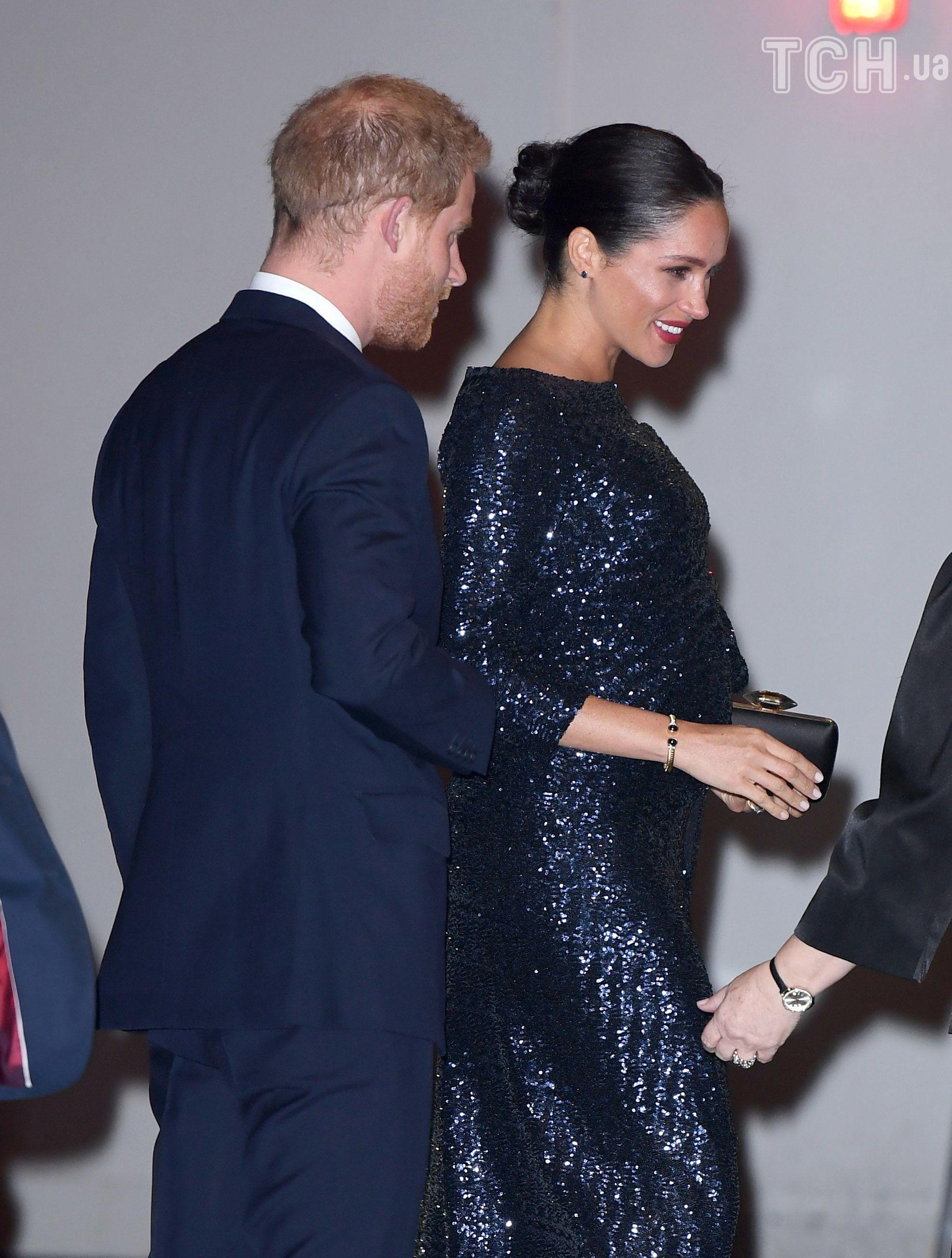 Герцогиня Меган Маркл і принц Гаррі