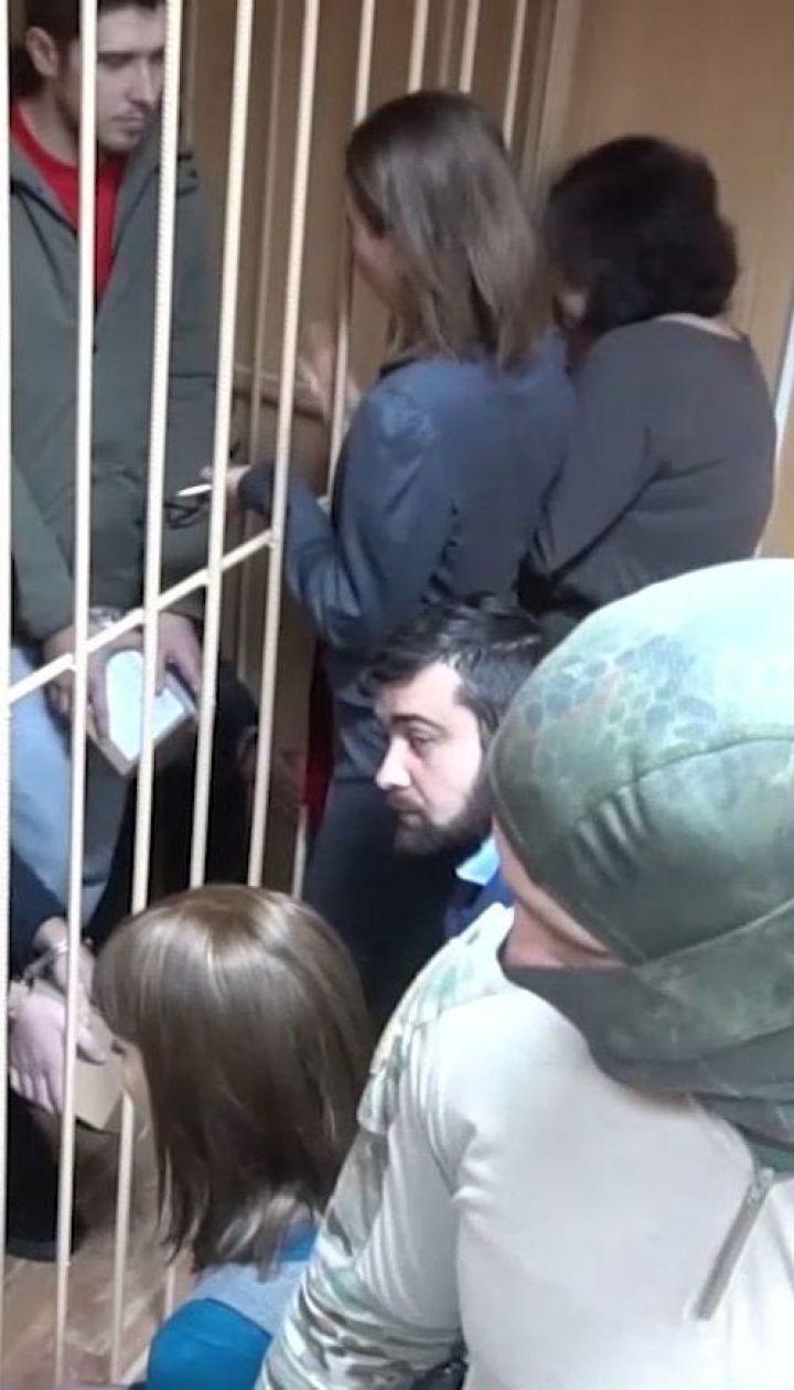 Два місяці у неволі: полонені українські моряки бачаться з рідними лише в суді