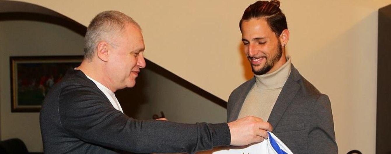 Суркис рассказал о трансфере Франа Соля: Он проявил огромное желание играть в Украине