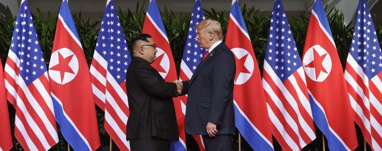 СМИ сообщили, когда и где Трамп встретится с Ким Чен Ыном