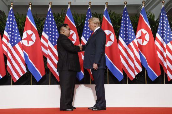 Трамп планує найближчими днями оголосити дату і місце проведення другої зустрічі з Кім Чен Ином
