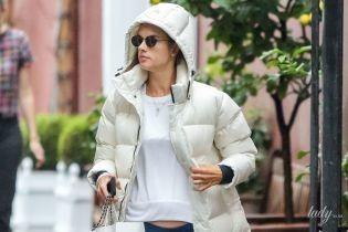 Хороша даже в спортивном: Алессандра Амбросио сходила на шопинг