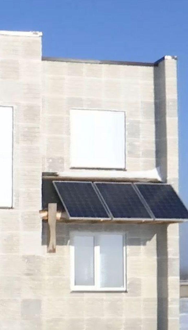 Життя без комуналки: жителі нового мікрорайону Обухова зробили свої будинки енергонезалежними