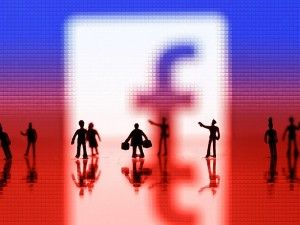 """""""Фейсбук"""" як метафора життя"""