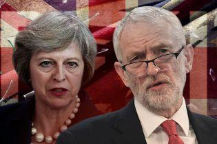 Компромиссный вариант Brexit: испытание для Мэй и Корбина