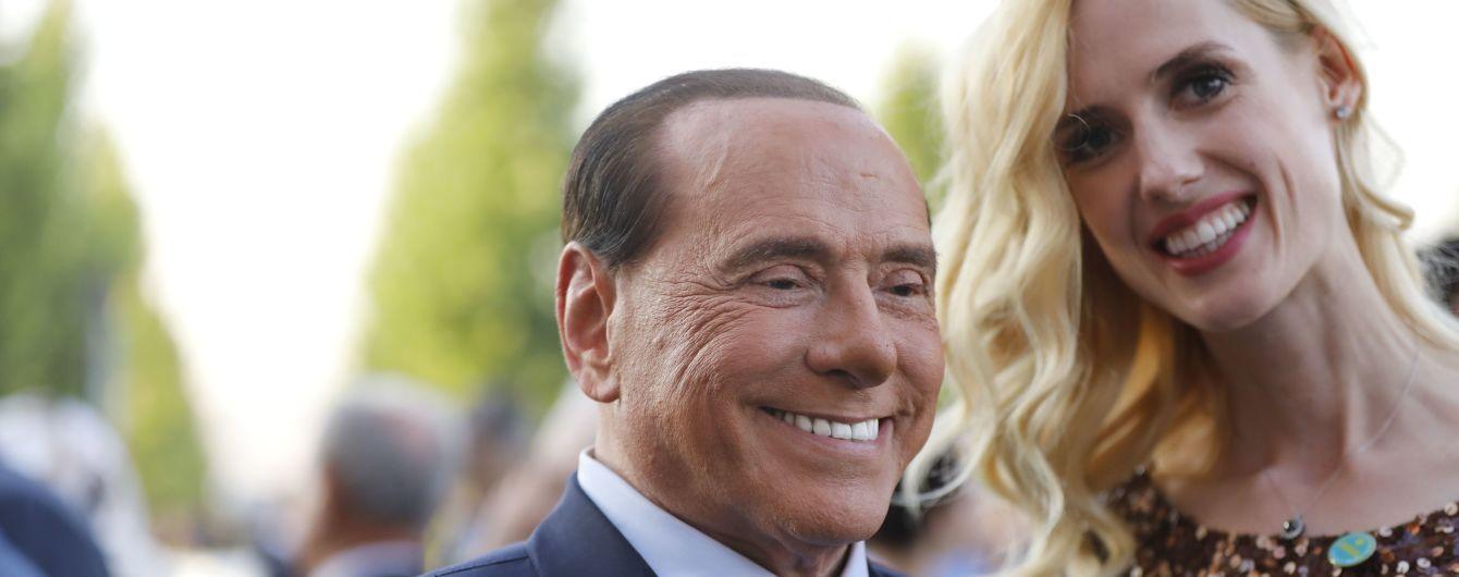 Скандальный Берлускони будет баллотироваться в Европарламент