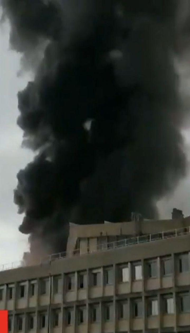 В университете французского Лиона детонировали баллоны с газом, есть раненые