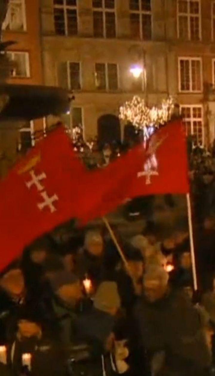 Поліція затримала десятки людей за погрози польським політикам