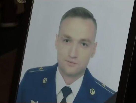 У поліції пояснили, чому закрили справу про доведення до самогубства льотчика Волошина