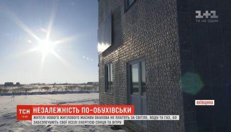 Жители нового микрорайона Обухова имеют все коммунальные блага и не получают платежки