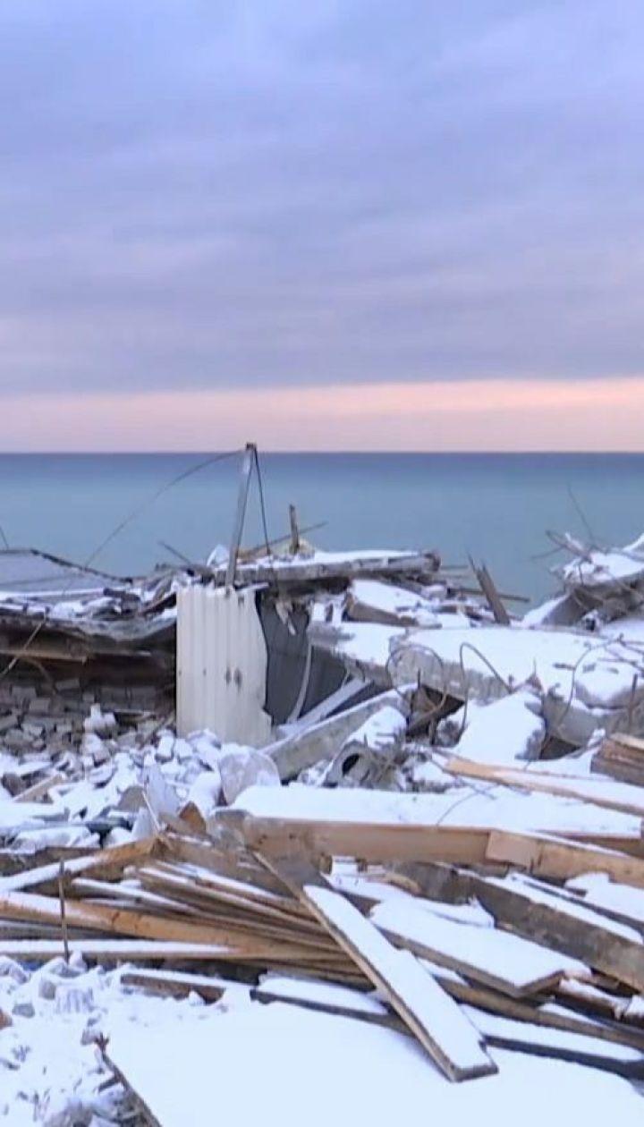 Из-за таяния ледников Украина может потерять большую часть Одессы и Херсона