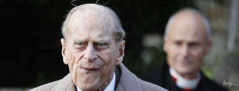 Супруг королевы Елизаветы II попал в аварию около Сандрингемского дворца