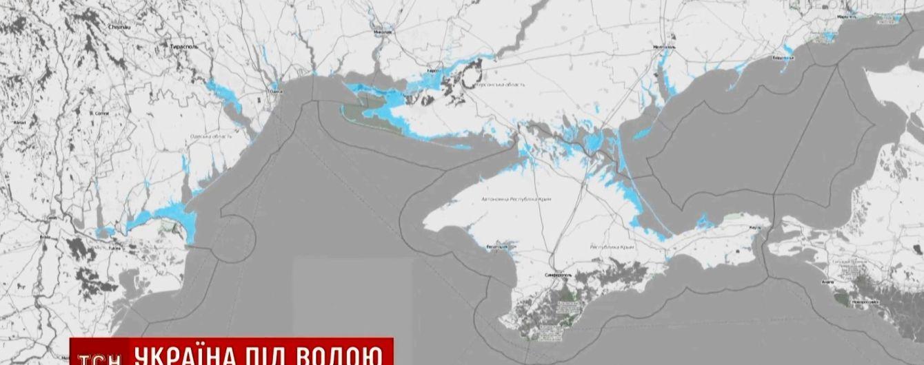 Затопление Одессы и Херсона, десятки тысяч переселенцев: чем грозит глобальное потепление Украине