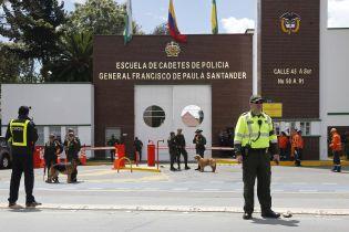 Возросло колличество жертв взрыва в Колумбии