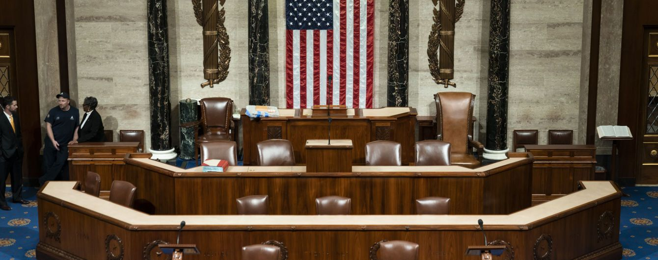 Американська палата представників не підтримала послаблення санкцій проти трьох компаній, які пов'язані Дерипаскою