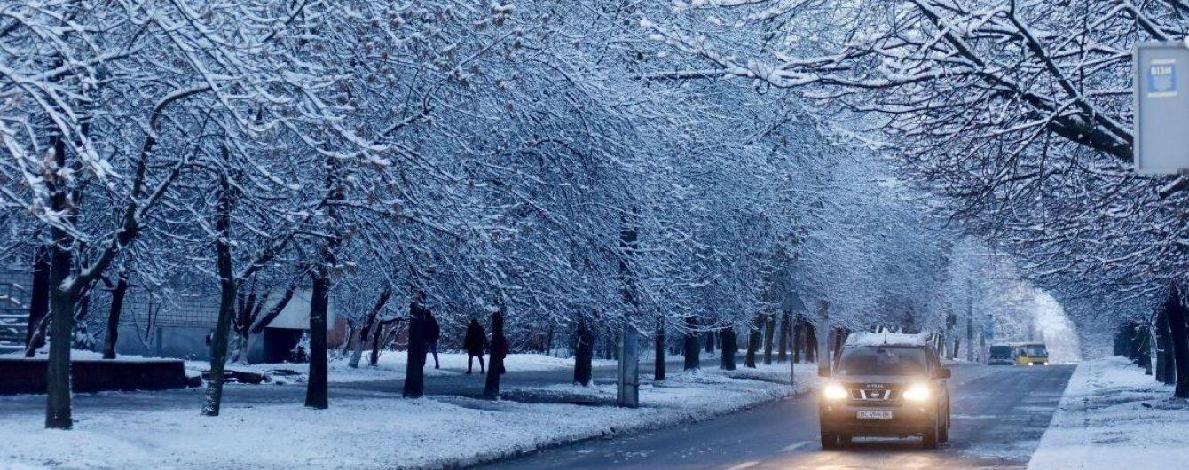 Погода на пятницу: синоптики обещают небольшой мороз и гололед