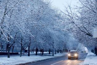 Погода на п'ятницю: синоптики обіцяють невеликий мороз та ожеледицю
