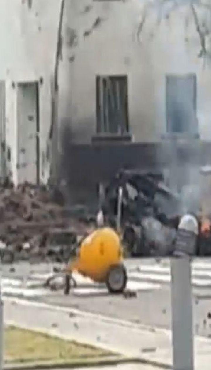 В столиці Колумбії стався теракт біля поліцейської академії, є загиблі