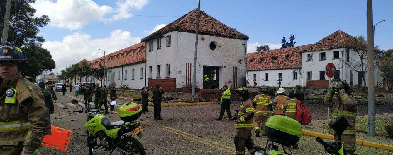 Теракт у Колумбії: кількість загиблих різко зросла