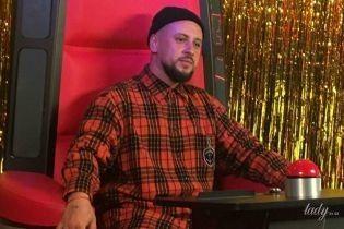 """Тренери """"Голосу країни"""" на презентації нового сезону: MONATIK у картатій сорочці, Дан Балан у чорному плащі"""