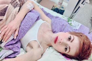 Известная телеведущая - девушка вице-премьера Розенко перенесла операцию