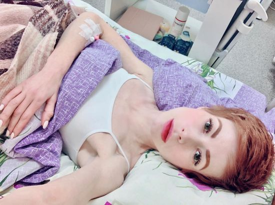 Відома телеведуча - дівчина віце-прем'єра Розенка перенесла операцію
