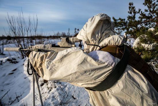 Бійці ООС знищили двох снайперів на Донбасі