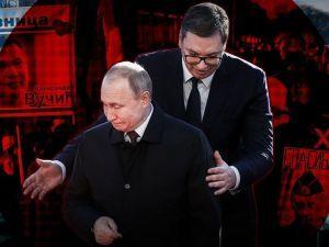 Балканское одиночество Кремля