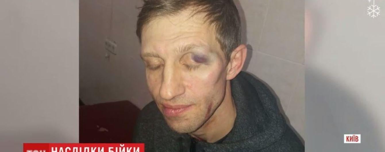 Суд призначив арешт киянинові, котрий жорстоко побив учителя фізкультури