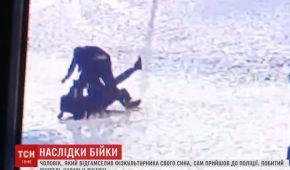 У Києві кілька сотень освітян вийшли на акцію протесту після побиття вчителя фізкультури