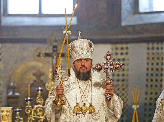 """""""Російська пропаганда недієва"""". Епіфаній прокоментував визнання ПЦУ Грецькою церквою"""