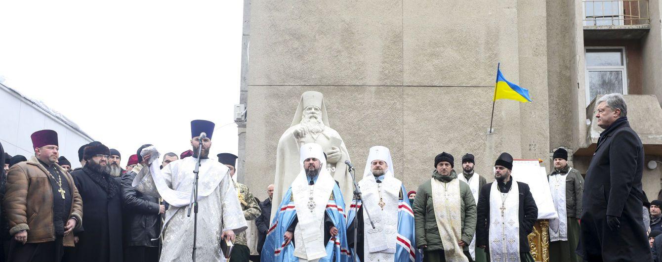В Київському патріархаті повідомили, хто був ініціатором справи проти Порошенка щодо Томосу