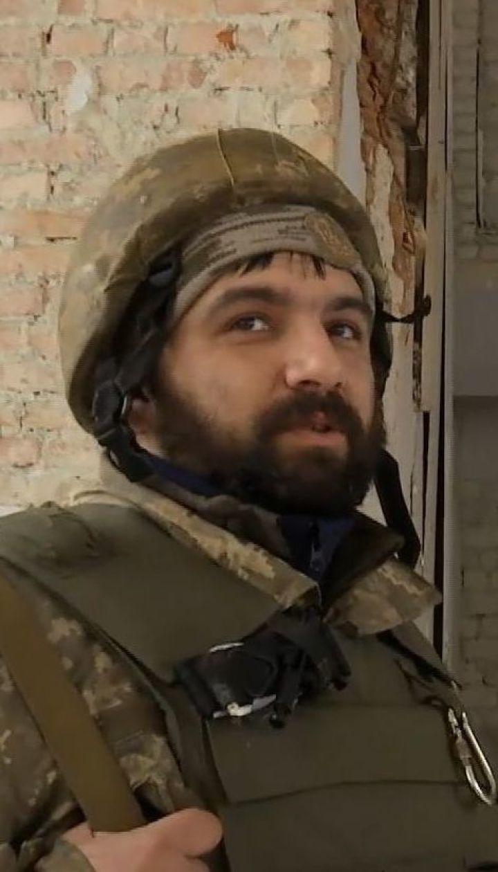 На передовой: какая ситуация в прифронтовой Марьинке