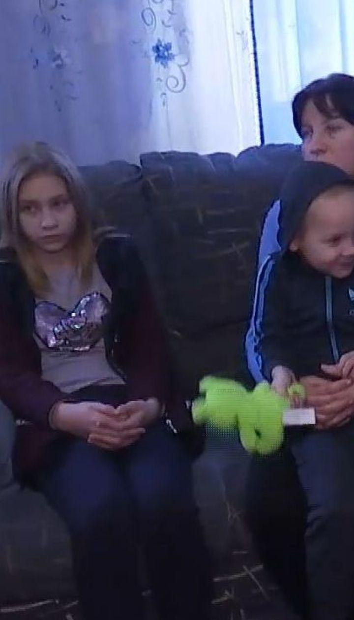 Порятунок із вогню: на Чернігівщині копи врятували дітей під час пожежі