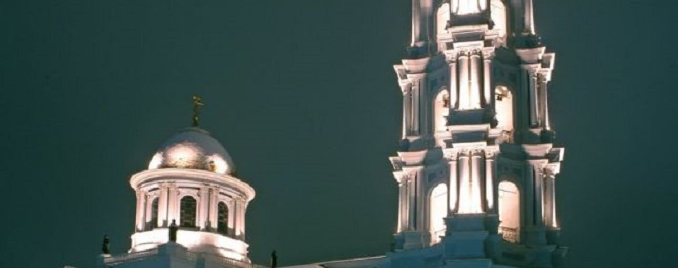 В Сумах в храме Московского патриархата во время богослужения произошел взрыв