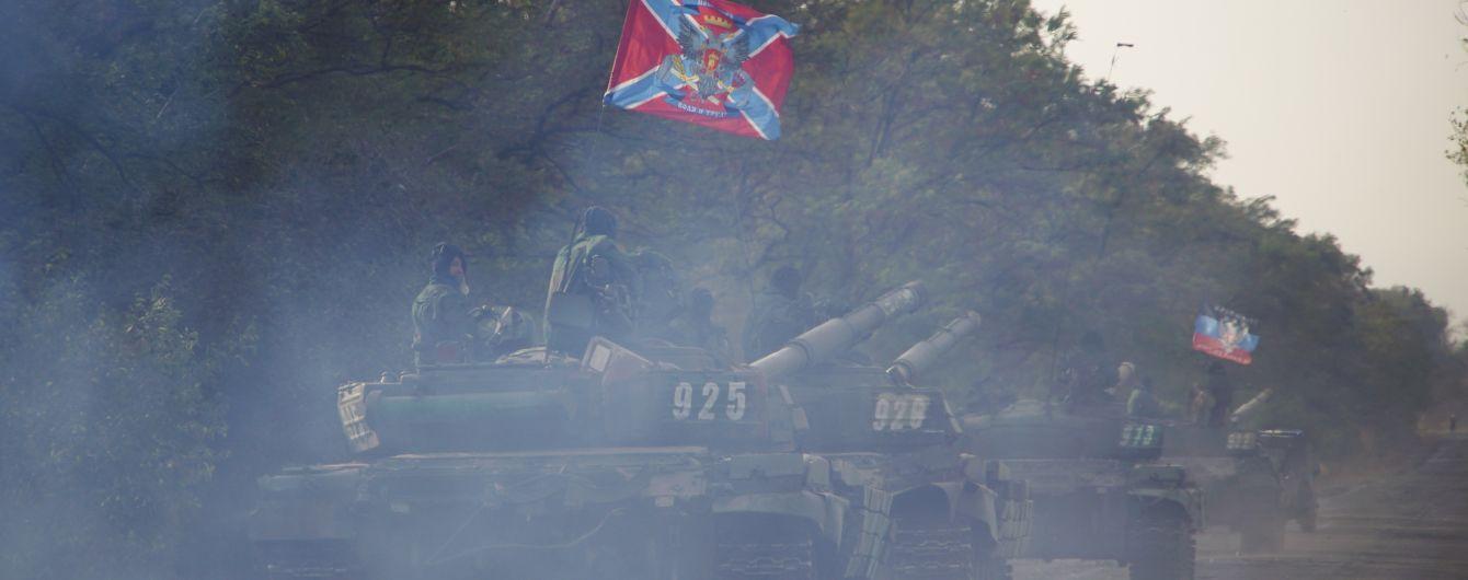 Двоє загиблих та троє поранених. Російські бойовики на Донбасі посилили обстріли позицій ЗСУ
