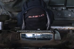 """Российские снайперы """"сдавали экзамены"""" возле Водяного – военные на передовой"""