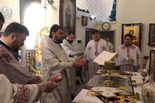 У Запоріжжі до ПЦУ приєдналися колишні парафіяни з єпархії священика, який відмовився відспівувати дитину