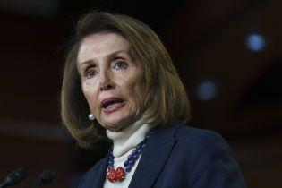 Спікер Палати представників США скасувала засекречений візит до Афганістану через Трампа