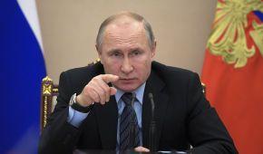 Рейтинг Путіна в Росії впав до рекордного мінімуму