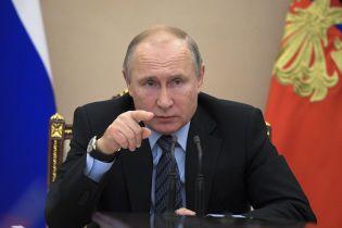 Путин прибыл в оккупированный Крым на празднование оккупации
