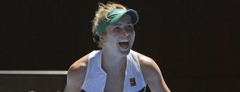 Свитолина в волевом стиле продолжила победное шествие на Australian Open