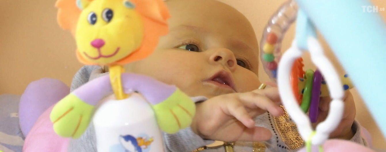 В помощи нуждается маленькая Злата, которая от рождения обречена бороться за жизнь